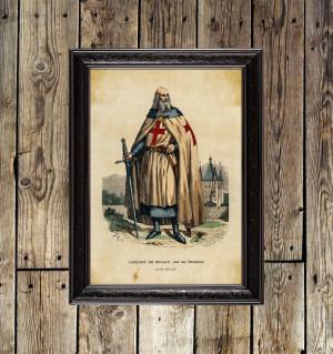 Jacques de Molay the last...