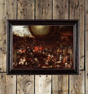 The Inferno by Herri met de...