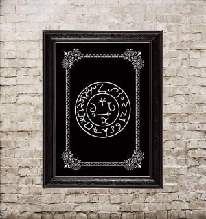 Magic symbol – the pentacle...