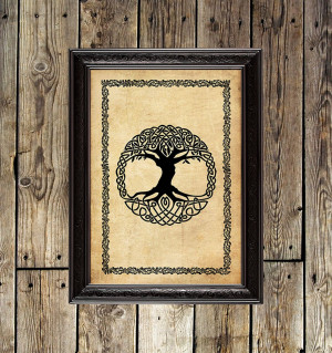 Yggdrasil World Tree